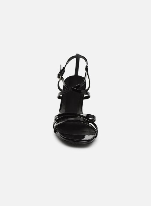 Sandales et nu-pieds I Love Shoes CASPAGH Noir vue portées chaussures