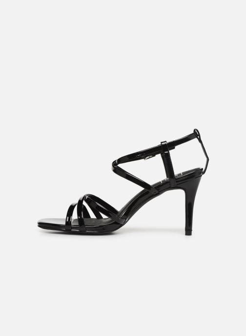Sandales et nu-pieds I Love Shoes CASPAGH Noir vue face