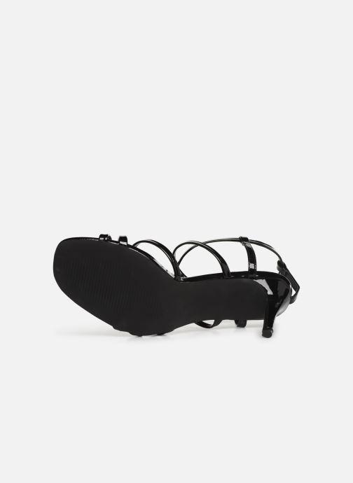 Sandales et nu-pieds I Love Shoes CASPAGH Noir vue haut