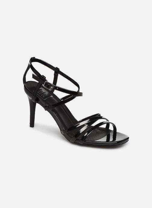 Sandales et nu-pieds I Love Shoes CASPAGH Noir vue détail/paire