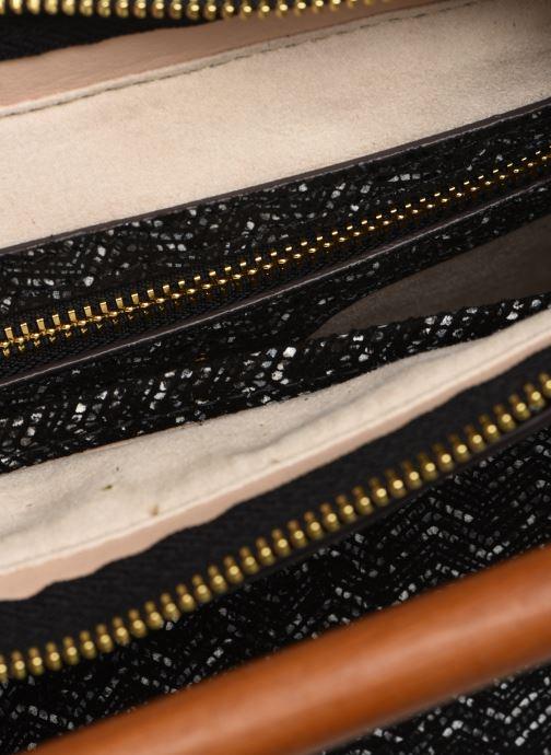 Handtassen Neuville Basket Zwart achterkant