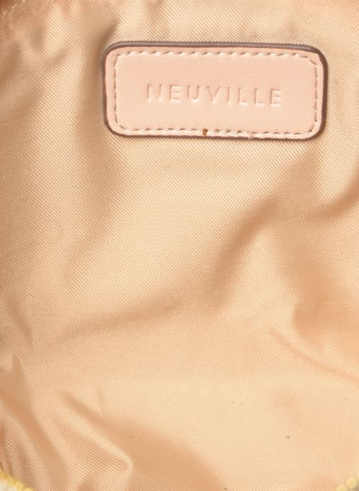 Wallets & cases Neuville Cute White back view