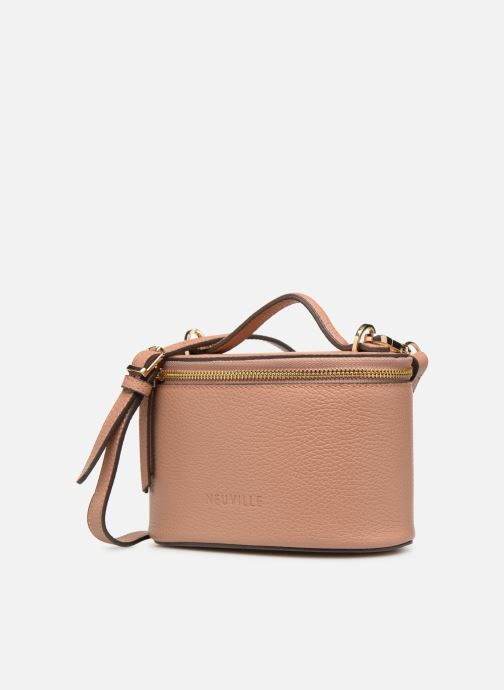 Handbags Neuville Baby Morning Pink model view
