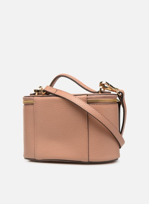 Handbags Neuville Baby Morning Pink view from the right
