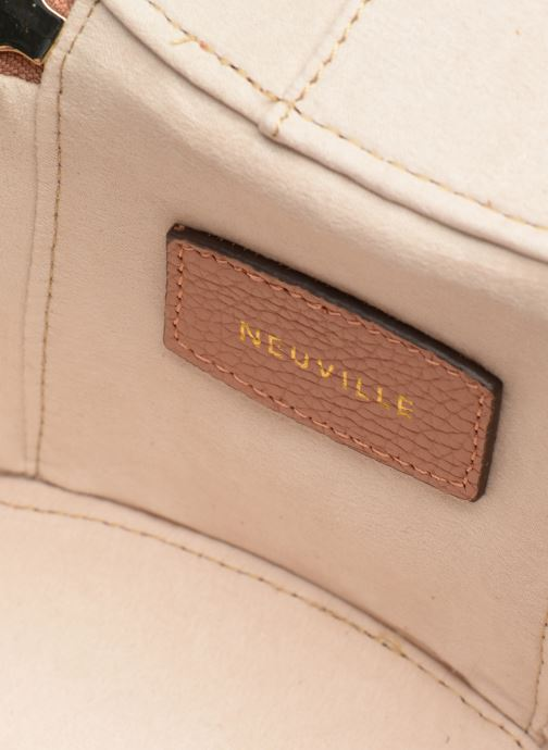 Handbags Neuville Baby Morning Pink back view