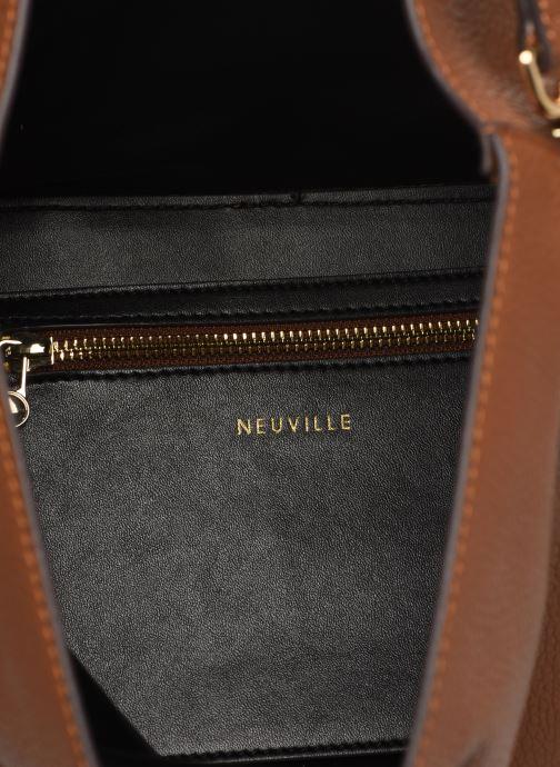 Borse marrone 350667 Super Chez Neuville Girl 6qBCw6