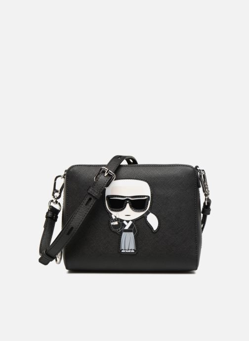 0bb049d0f455b Handbags KARL LAGERFELD K TOKYO TWO IN ONE CROSSBODY Black detailed view   Pair view