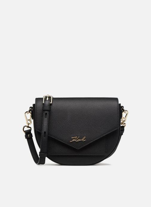 Bolsos de mano Karl Lagerfeld KKARRY ALL CROSSBODY Negro vista de detalle / par
