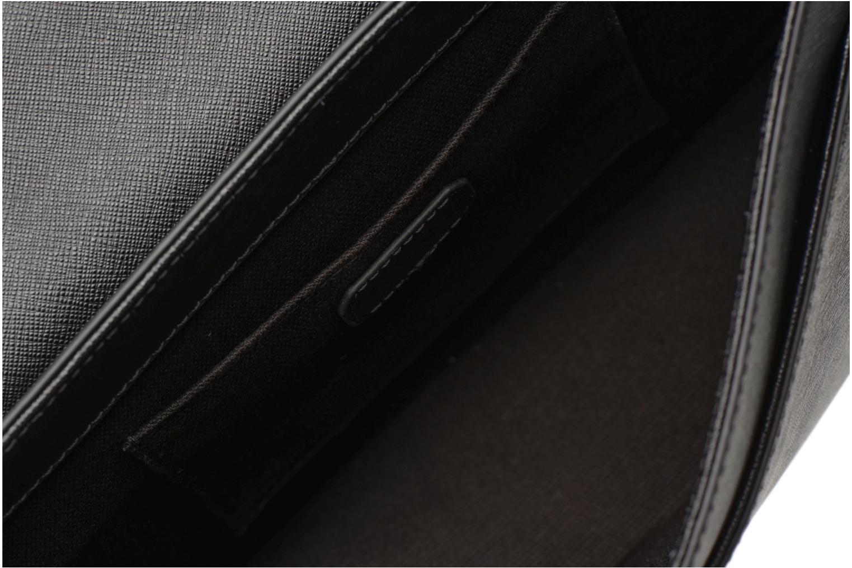 Sacs à main KARL LAGERFELD K/KLASSIC SHOULDERBAG Noir vue derrière