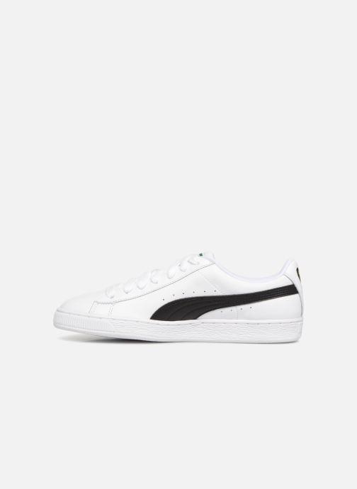 Sneakers Puma Basket Classics Lfs Wit voorkant