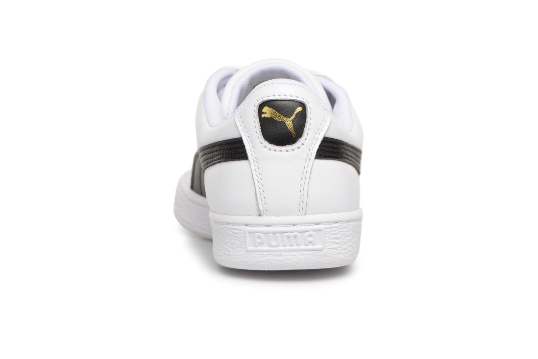 Baskets Puma Basket Classics Lfs Blanc vue droite