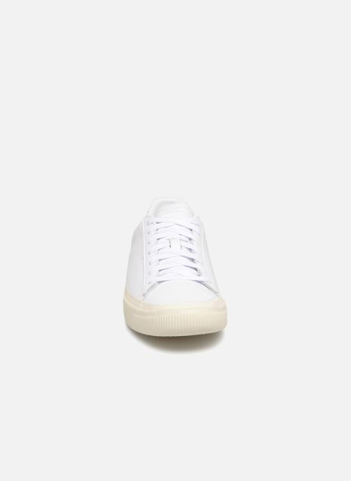 Sneakers Puma Basket Stiched White Wit model