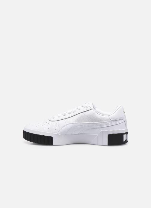 Sneaker Puma Cali Wn'S weiß ansicht von vorne
