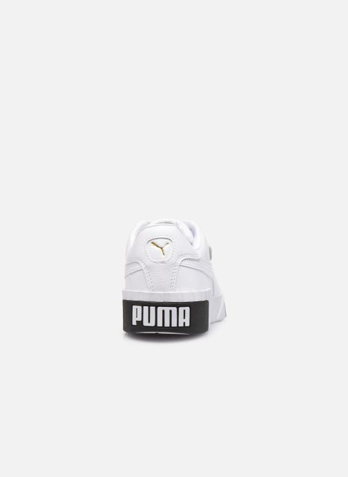Sneakers Puma Cali Wn'S Wit rechts