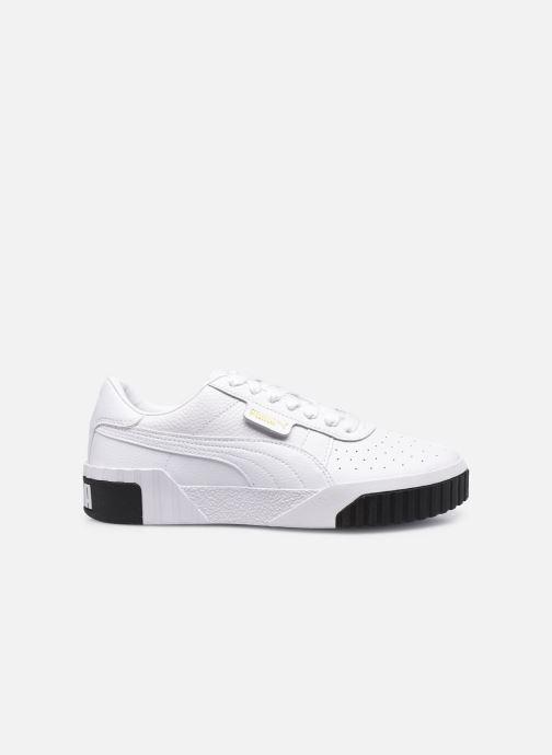 Sneaker Puma Cali Wn'S weiß ansicht von hinten