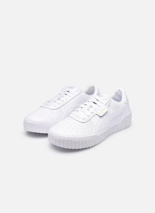 Sneakers Puma Cali Wn'S Wit onder