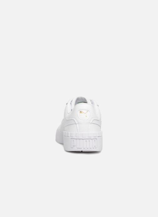 Sneaker Puma Cali Wn'S weiß ansicht von rechts