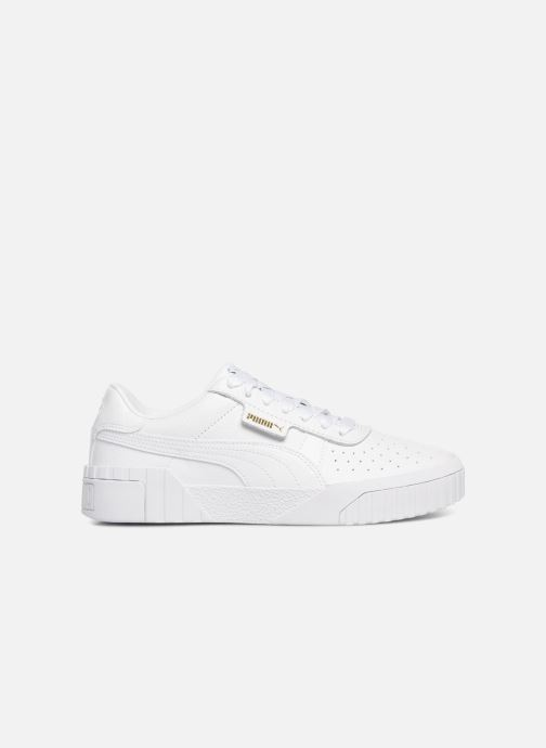 Sneakers Puma Cali Wn'S Wit achterkant