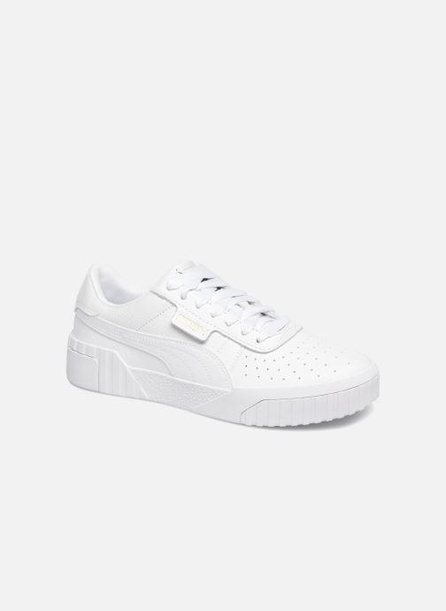 Sneaker Puma Cali Wn'S weiß detaillierte ansicht/modell