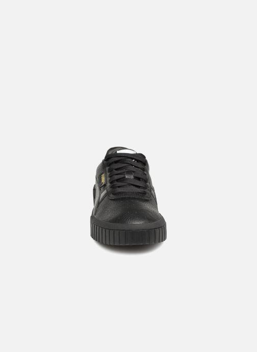 Sneaker Puma Cali Wn'S schwarz schuhe getragen