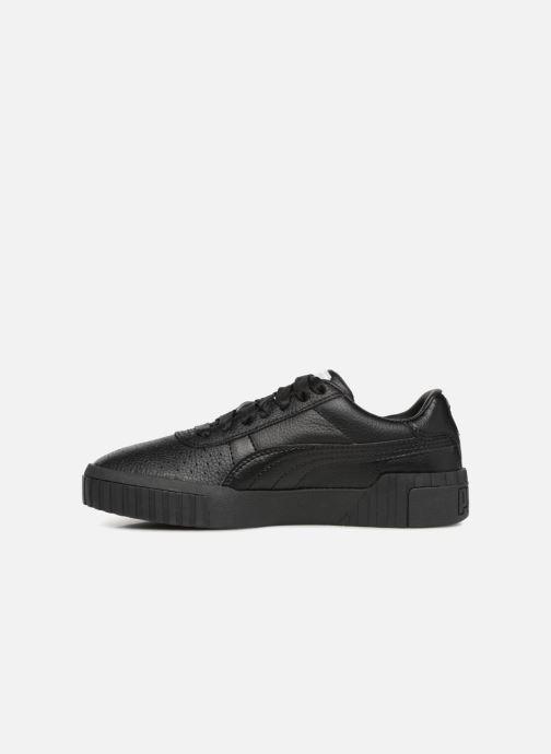 Sneaker Puma Cali Wn'S schwarz ansicht von vorne