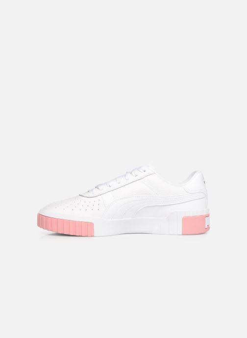 Sneakers Puma Cali Wn'S Hvid se forfra