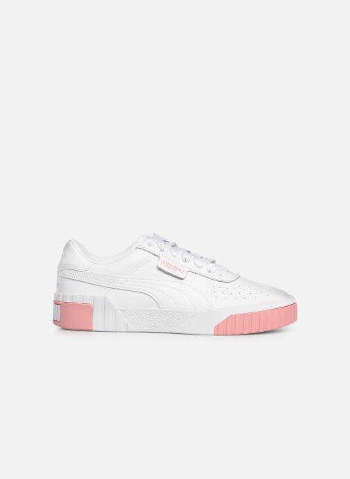 Sneakers Puma Cali Wn'S Hvid se bagfra