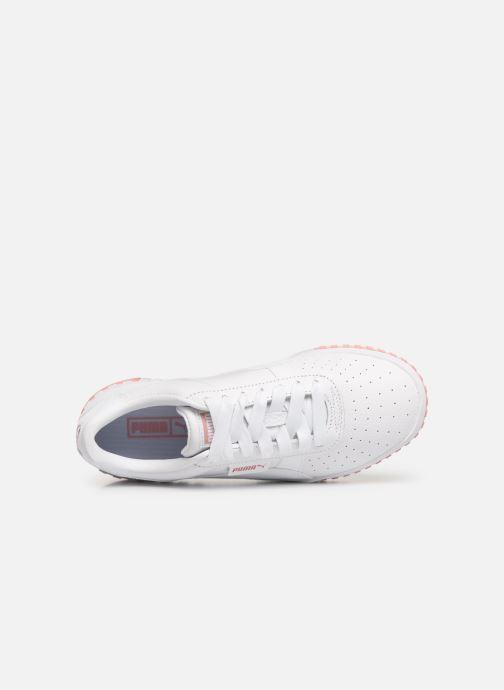 Sneakers Puma Cali Wn'S Hvid se fra venstre