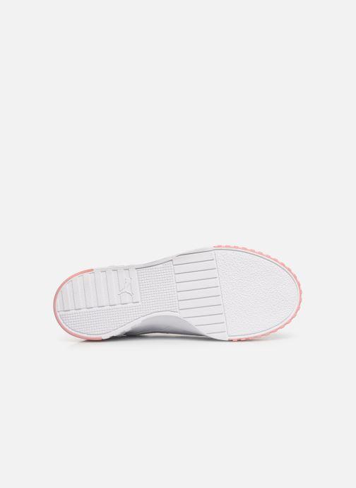 Sneakers Puma Cali Wn'S Hvid se foroven