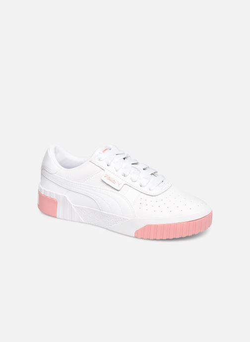Sneakers Puma Cali Wn'S Hvid detaljeret billede af skoene