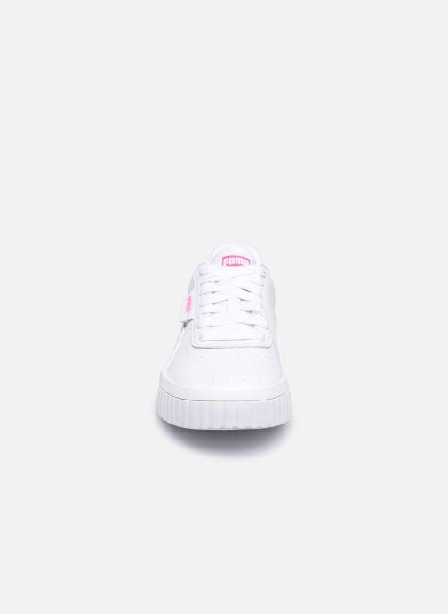 Baskets Puma Cali Wn'S Blanc vue portées chaussures