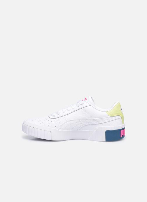 Baskets Puma Cali Wn'S Blanc vue face
