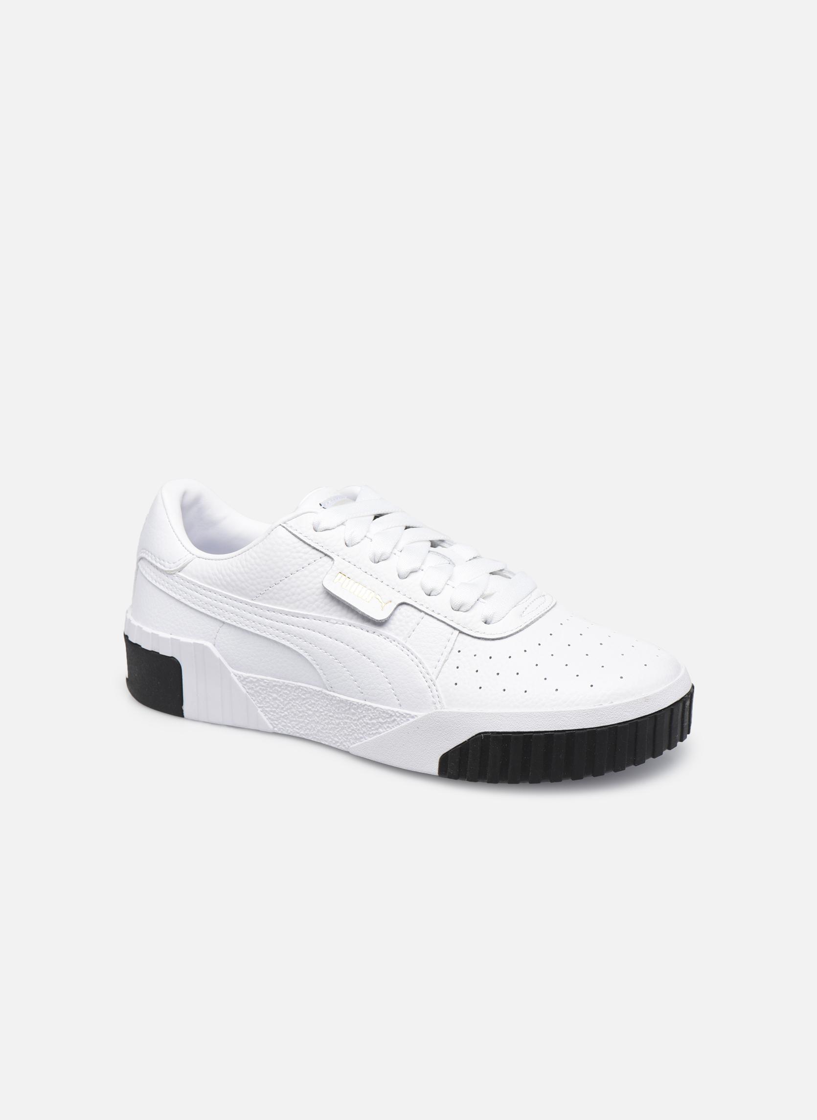 White-Puma Black