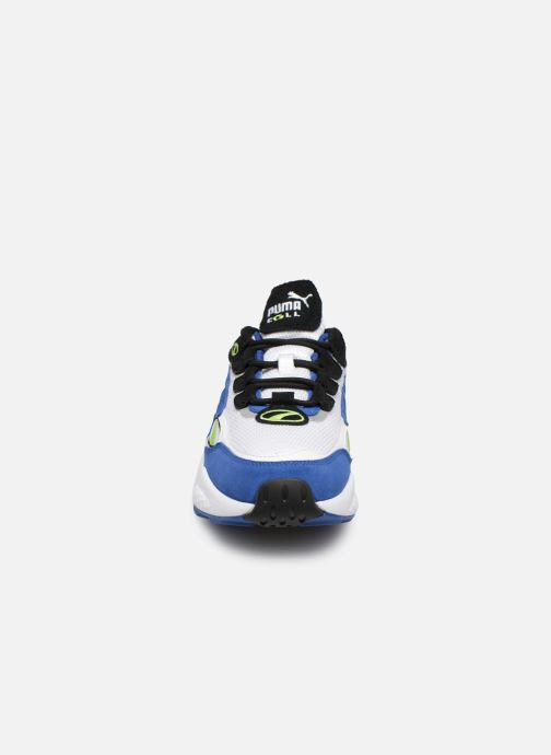 Baskets Puma Cell Venom Blanc vue portées chaussures