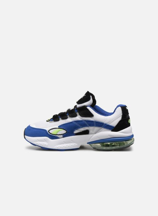 Baskets Puma Cell Venom Blanc vue face