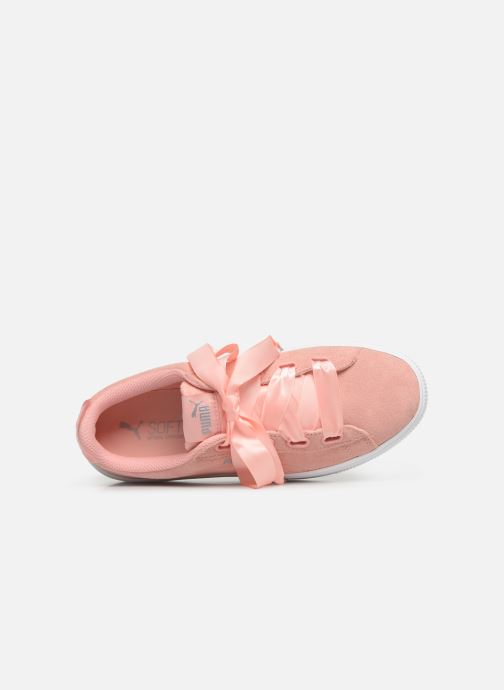 Sneakers Puma Vikky Platform Roze links