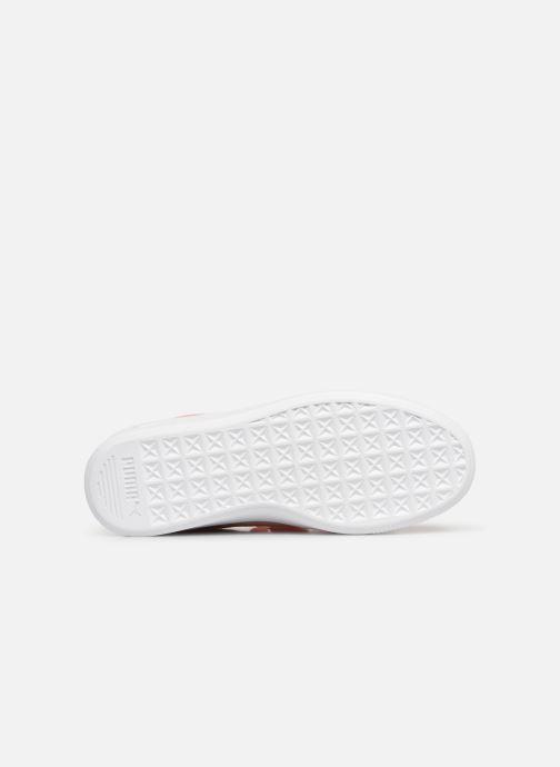 Sneakers Puma Vikky Platform Rosa immagine dall'alto