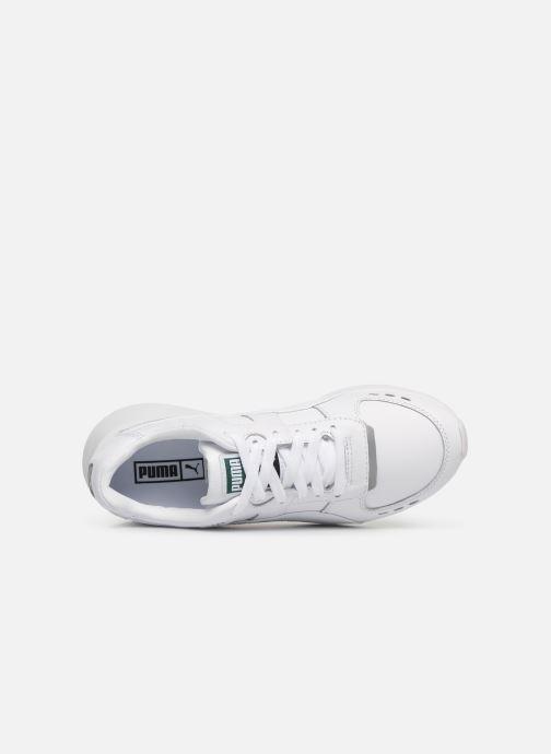 Sneaker Puma Rs-150 Wn'S weiß ansicht von links