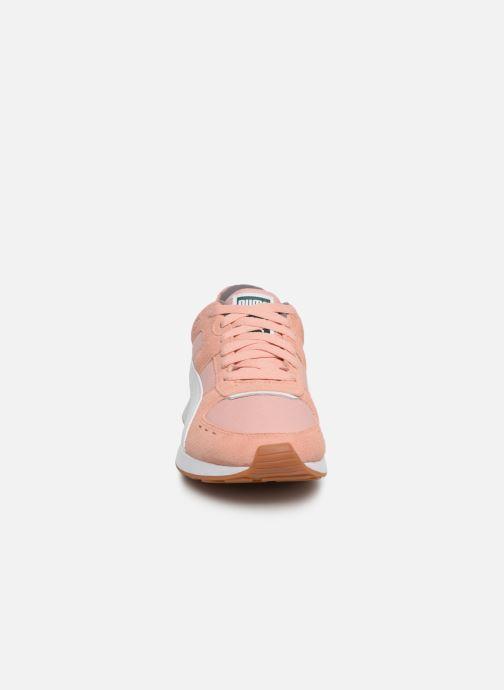 Baskets Puma Rs-150 Nylon Wn'S Rose vue portées chaussures