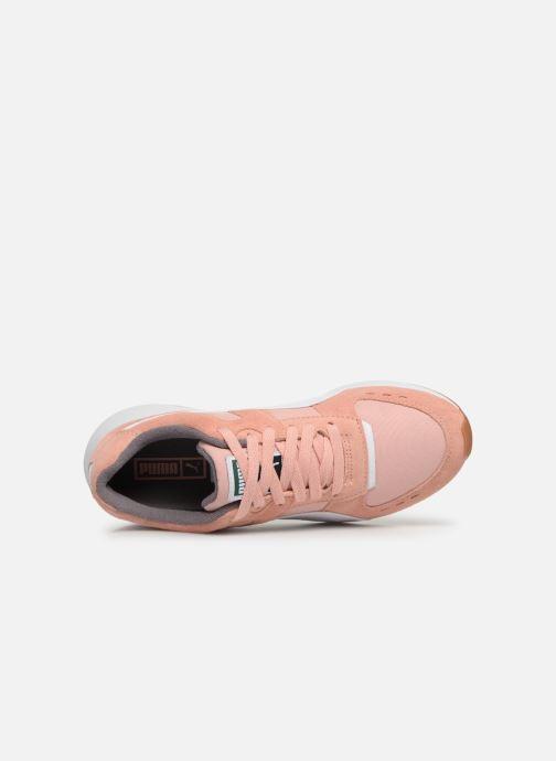 Sneaker Puma Rs-150 Nylon Wn'S rosa ansicht von links