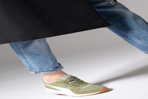 Sneakers Puma Rs-150 Nylon Wn'S Verde immagine dal basso