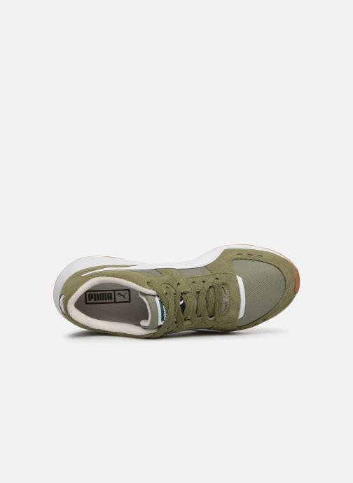 Sneakers Puma Rs-150 Nylon Wn'S Verde immagine sinistra