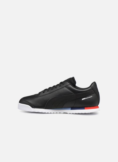 Sneakers Puma BMW Mms Roma M Sort se forfra