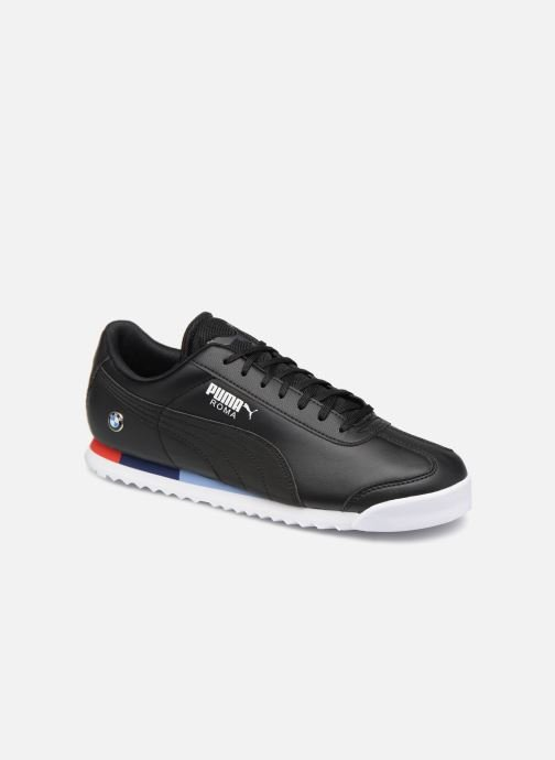 Sneakers Puma BMW Mms Roma M Sort detaljeret billede af skoene
