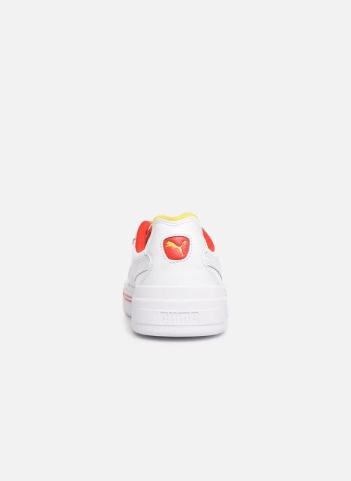 Sneakers Puma Cali-0 Drive Thru Cc Hvid Se fra højre
