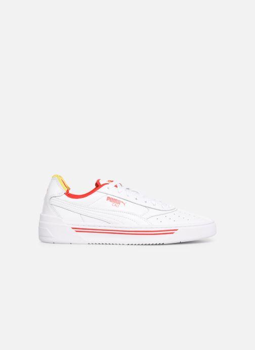 Sneakers Puma Cali-0 Drive Thru Cc Wit achterkant