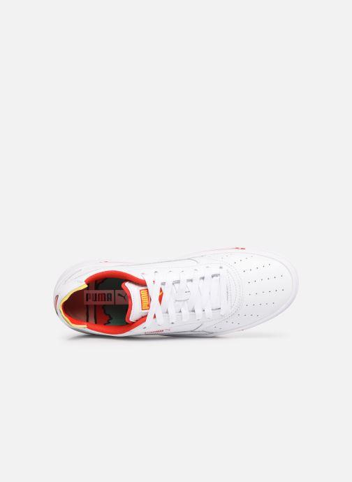 Sneakers Puma Cali-0 Drive Thru Cc Hvid se fra venstre