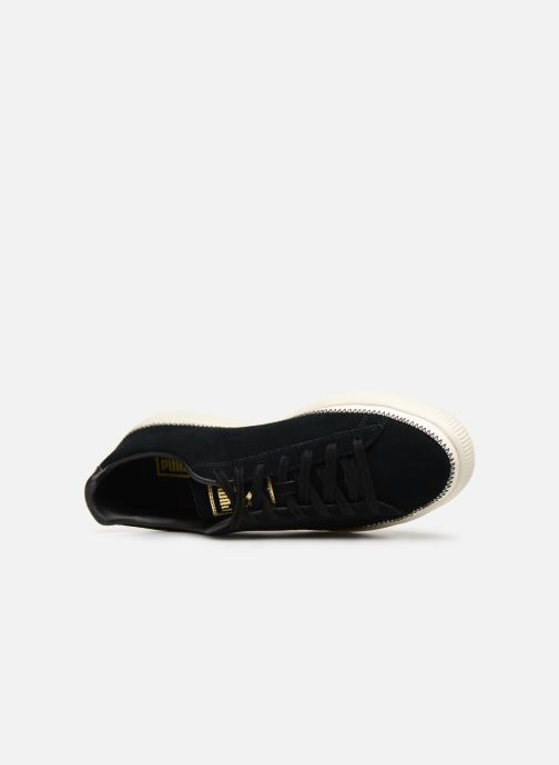 Puma Chez Baskets Trim noir 350726 Suede rwnRz8Aqr
