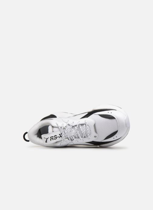 Baskets Puma Rs-X Core Blanc vue gauche