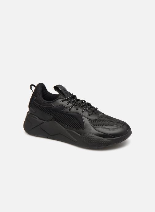 Black PUMA Sneakers RS X CORE